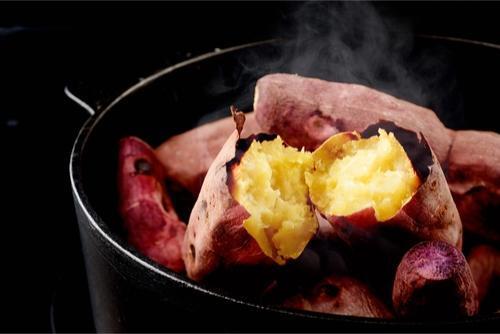 焼き芋 オーブン 温度