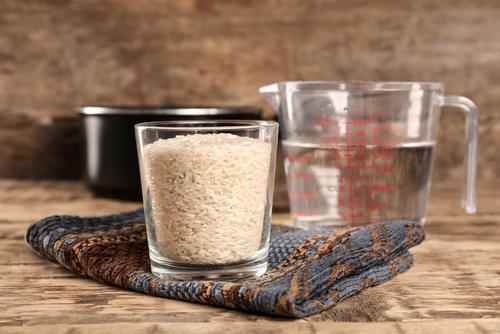 浸水 時間 米