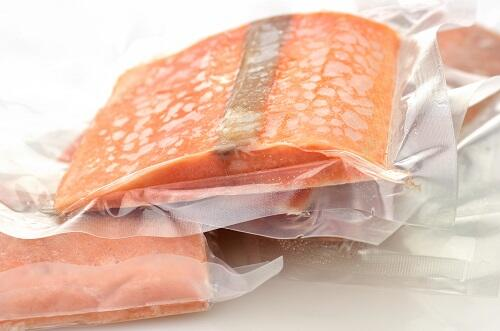カレイ 冷凍 保存