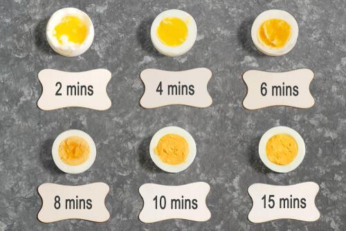 から 時間 ゆで 卵 水