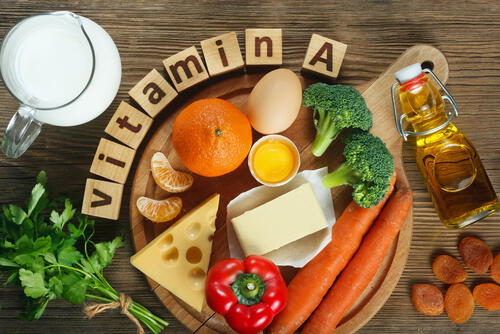 食材 ビタミン a