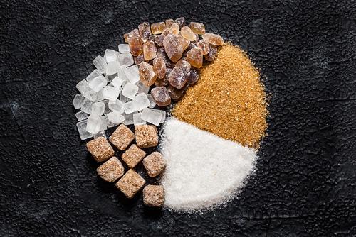 糖 砂糖 と グラニュー