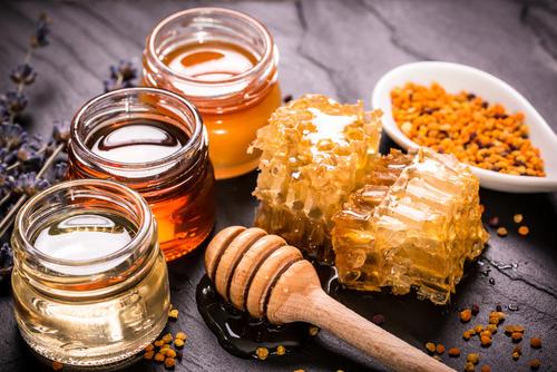蜂蜜 固まる