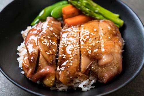 チキン 照り レシピ 焼き