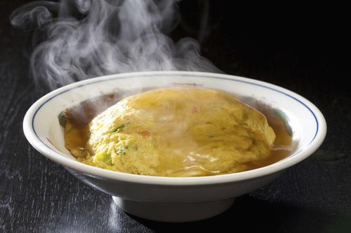 美味しい 天津飯