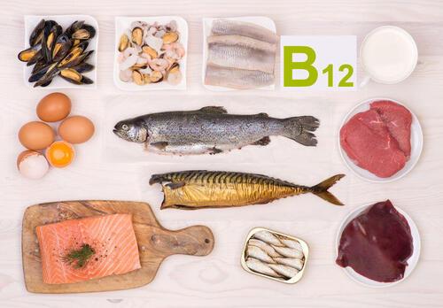 成長に欠かせない【ビタミンB12】とは?主な働きや含まれる食品を紹介 | 食・料理 | オリーブオイルをひとまわし