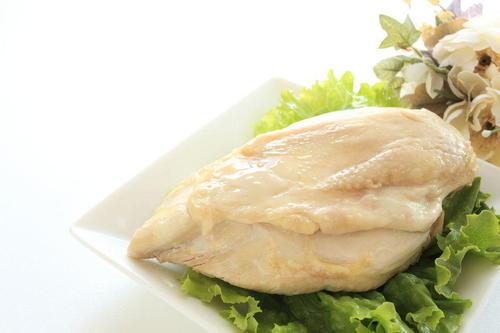 タレ 茹で 鶏