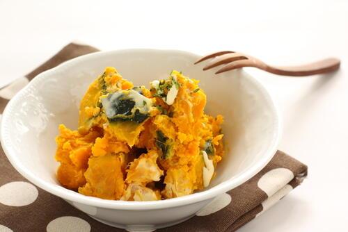 サラダ レンジ かぼちゃ 【かぼちゃ簡単レシピ】レンジを使えばあっという間に!定番かぼちゃサラダ