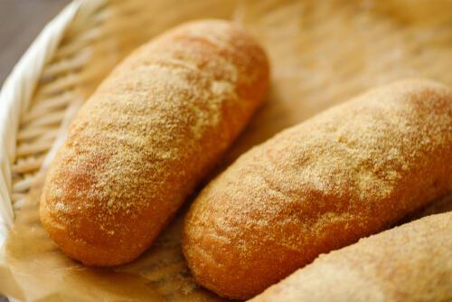揚げ パン