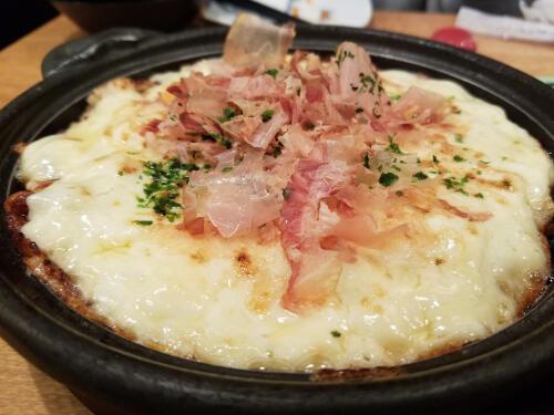 焼き レシピ 山芋