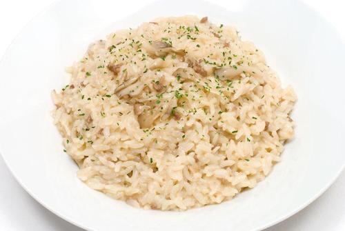 米 から リゾット 生
