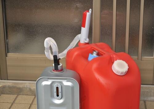 引火 点 灯油 混合石油製品の引火点の求め方