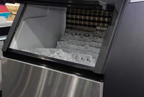 機 掃除 製氷