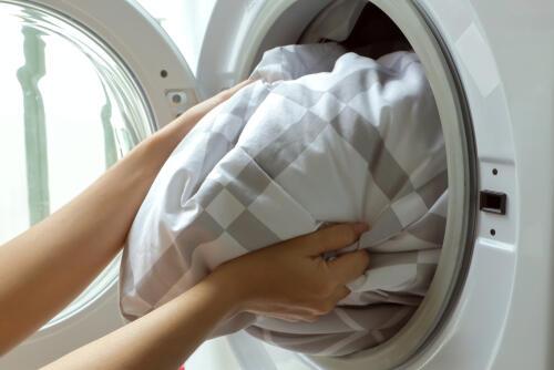 布団 洗濯 こたつ