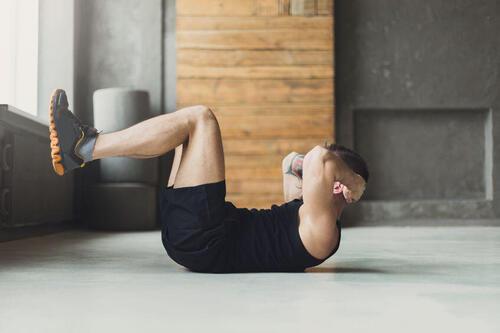 筋肉 痛 毎日 腹筋
