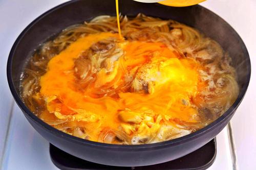 親子 丼 レシピ